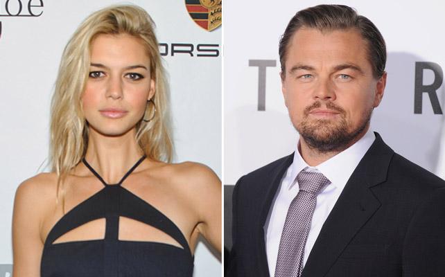 Kelly Rohrbach; y Leonardo DiCaprio