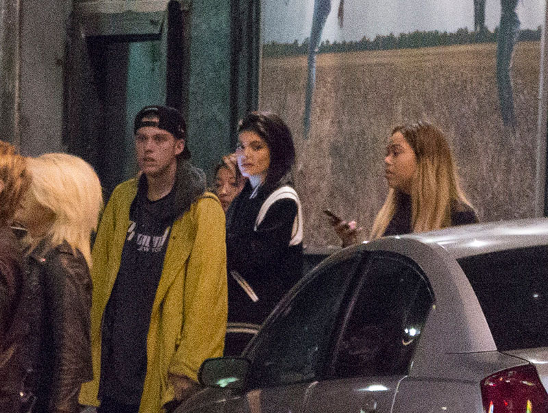 Kylie Jenner, Míralos