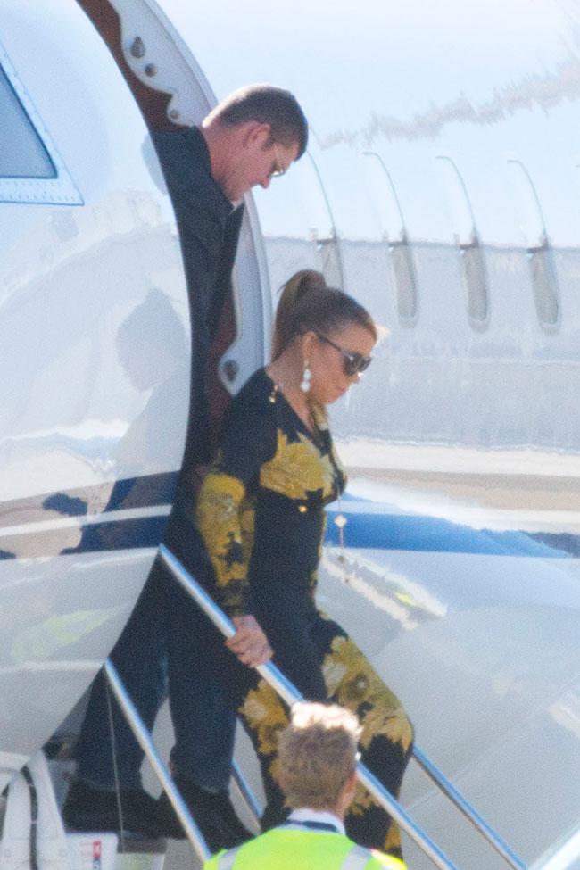 Mariah Carey, James Parker, Míralos