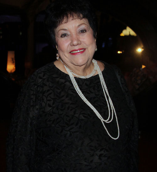 Velda González