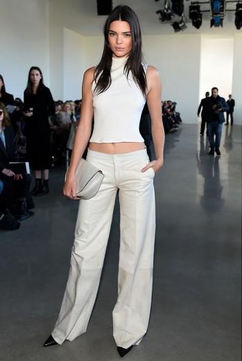 Kendall Jenner, el look del día