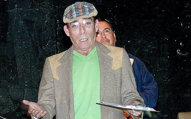 El Caballo, Alberto Rojas