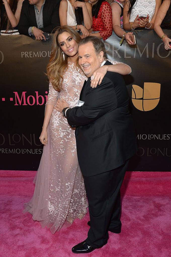 Ariadna Gutiérrez y Raúl de Molina
