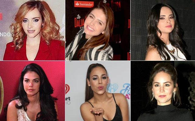 Futuras reinas de telenovela