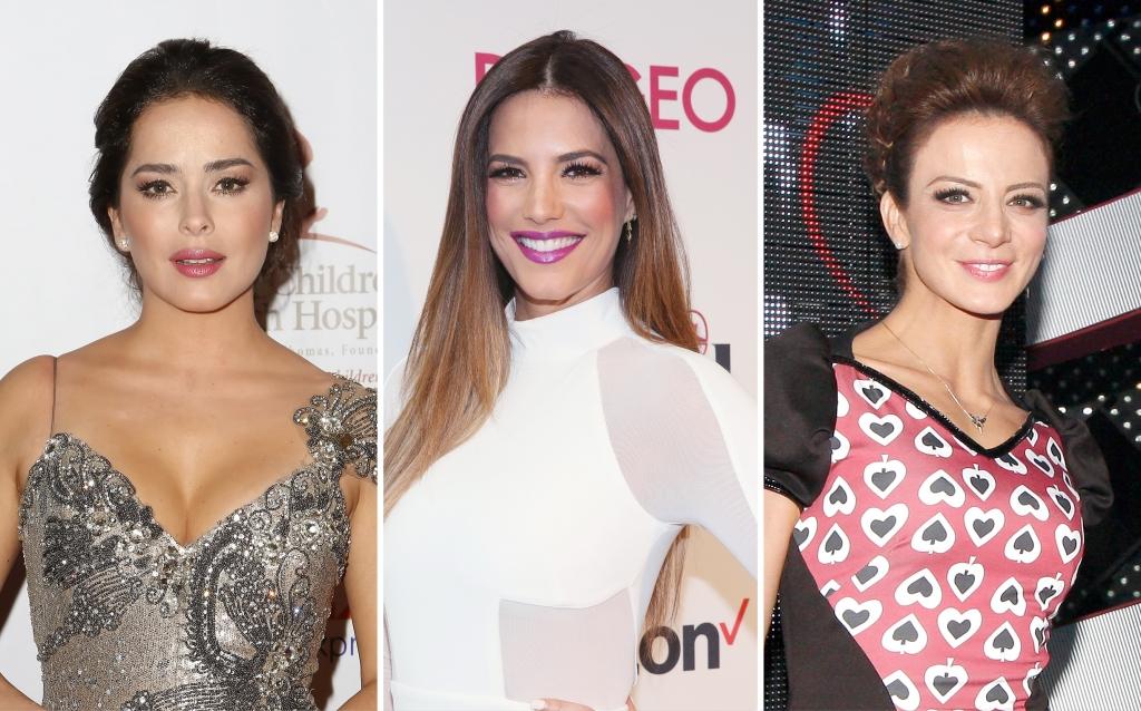 Gaby Espino, Danna Garcia, Silvia Navarro