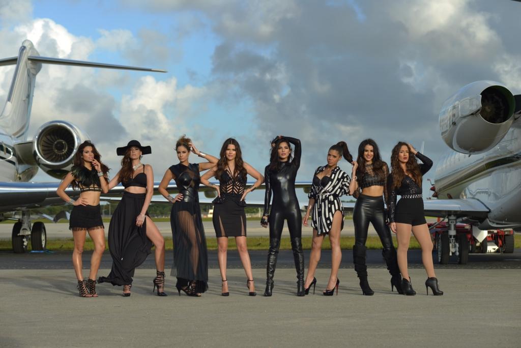 Ganadoras de Nuestra Belleza Latina