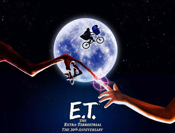 E.T.: The Extra-Terrestrial, 1982