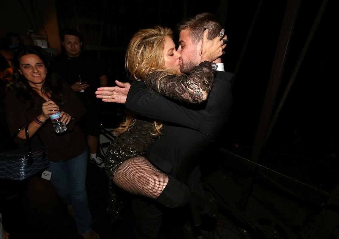 Shakira y Piqué, historia de amor