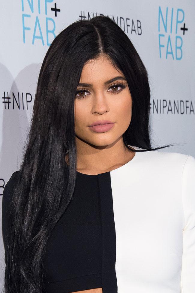 Kylie Jenner, nota lip kit