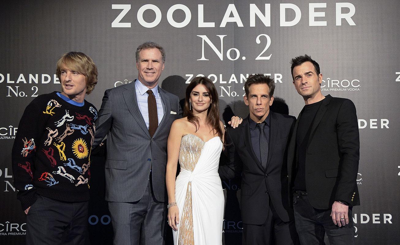 Miralos, Penelope Cruz, Ben Stiller, Will