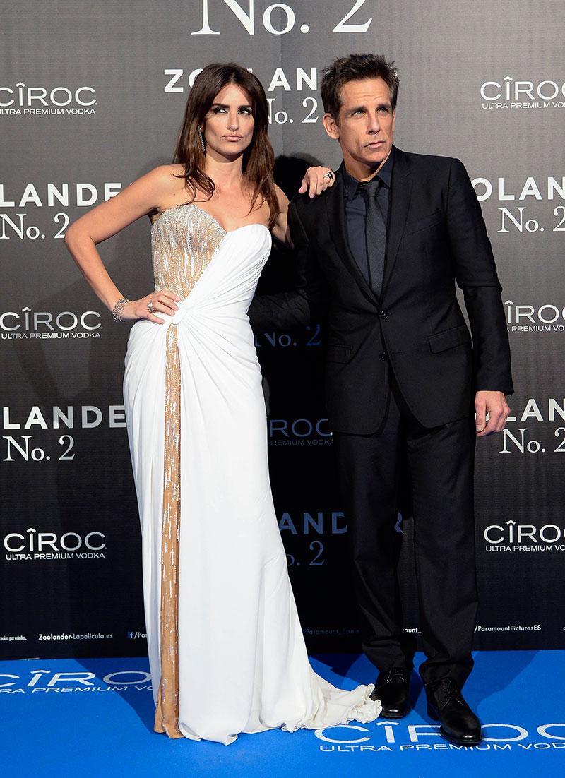 Miralos, Penelope Cruz, Ben Stiller
