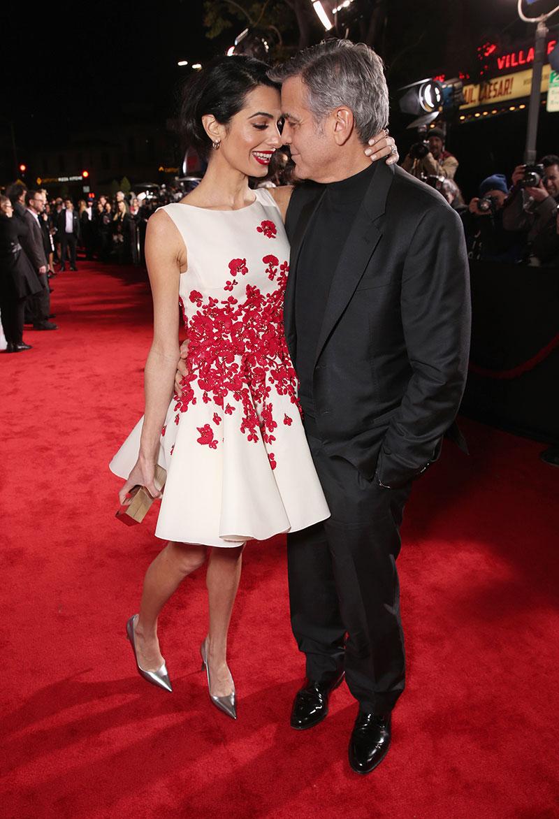 Miralos, Amal Clooney, George Clooney