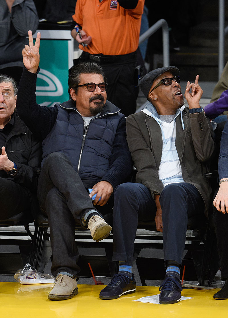 MIralos, George López, Arsenio Hall
