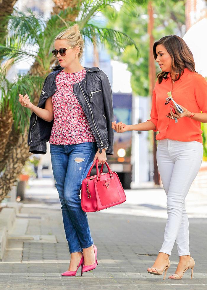 Reese Witherspoon y Eva Longoria
