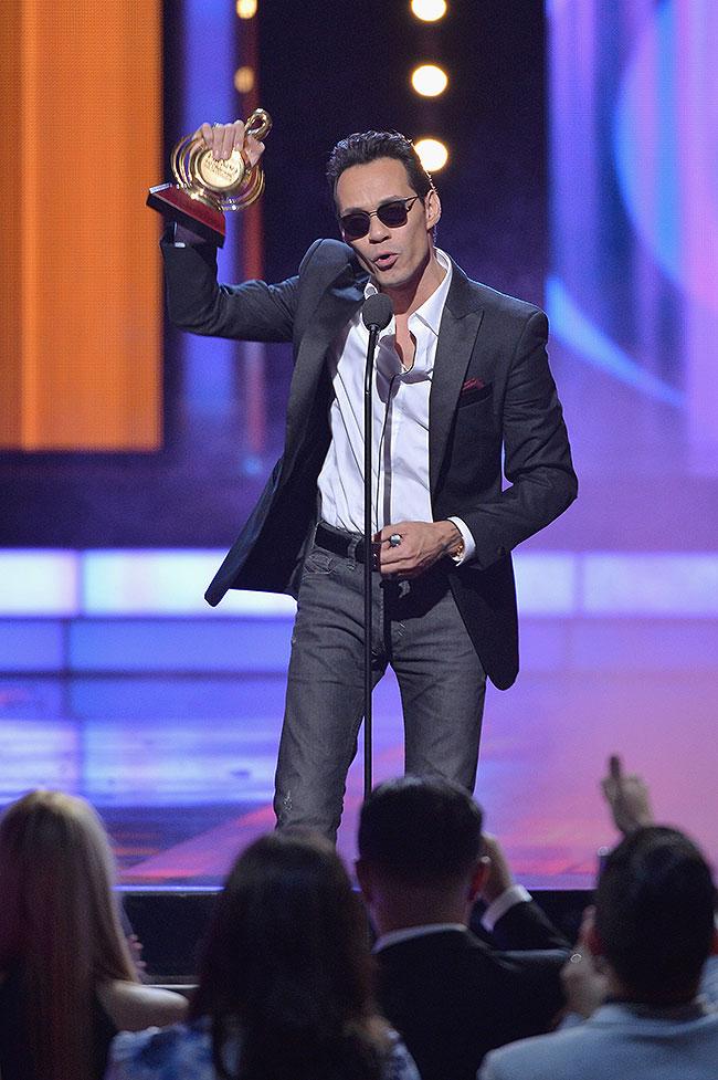 Marc Anthony, Premio Lo Nuestro