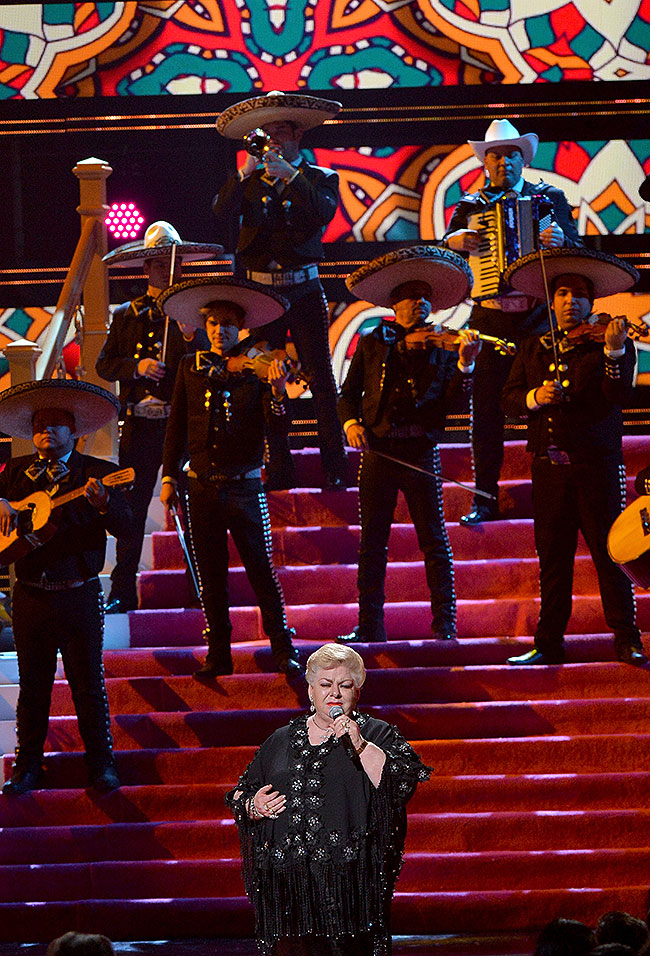 Paquita La Del Barrio, Premio Lo nuestro