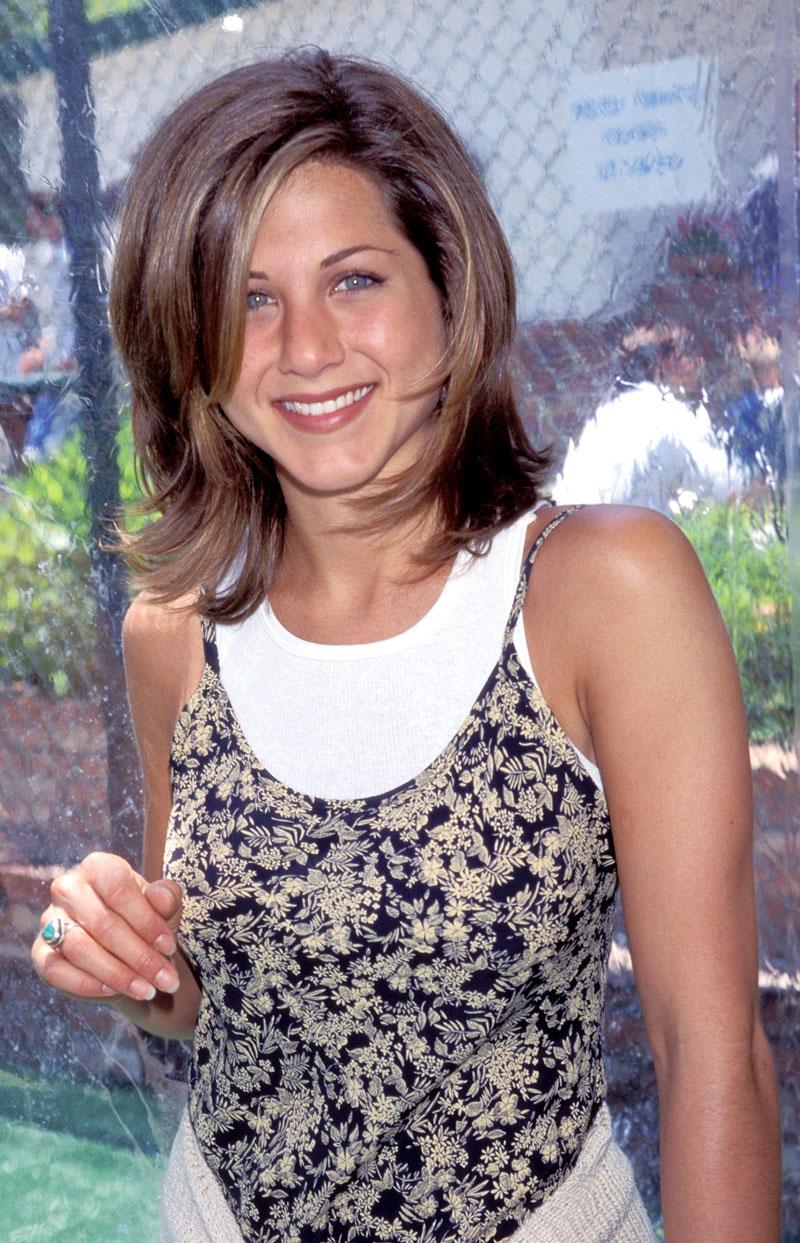 Jennifer Aniston, datos curiosos, #tbt