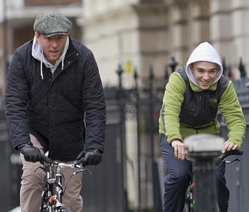 Rocco Ritchie, Guy Ritchie