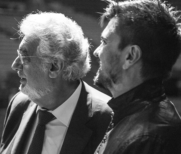 Placido Domingo, Juanes