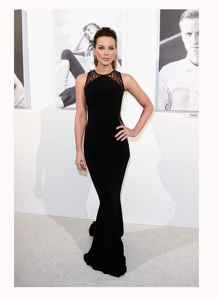Kate Beckinsale, look del día
