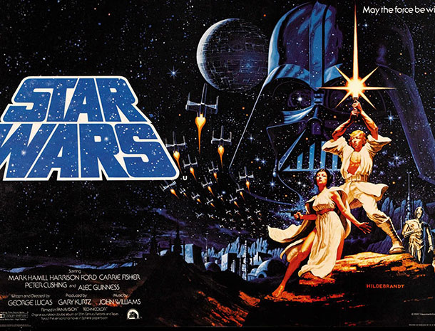Oscars, Star Wars: Episode IV - A New Hope, 1977