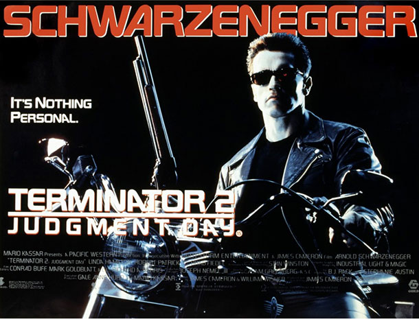 Oscars, Terminator 2: Judgment Day, 1991