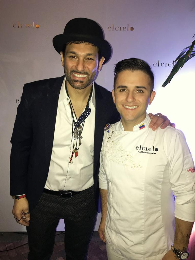MIralos, Chef Colombiano