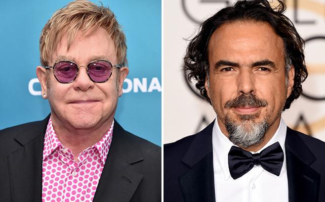 Elton John, Alejandro González Iñárritu