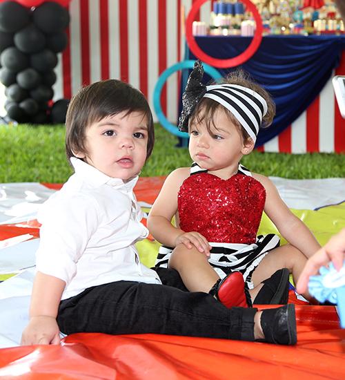 Alaïa y Matteo