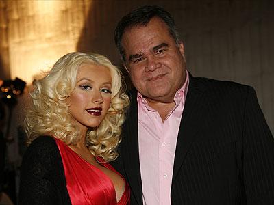 Christina Aguilera, Armando Correa