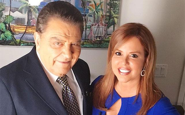 Mario Kreutzberger, María Celeste Arrarás