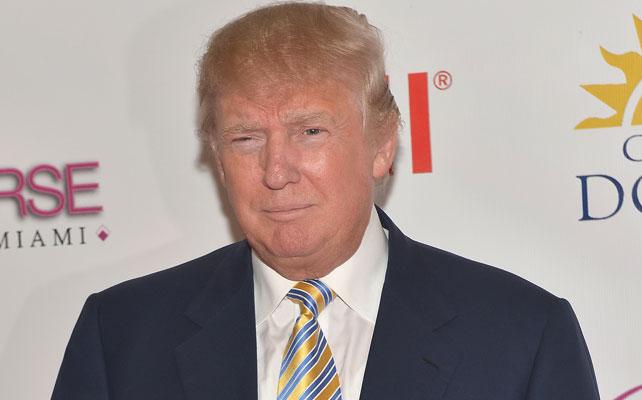 Donald J. Trump para articulo