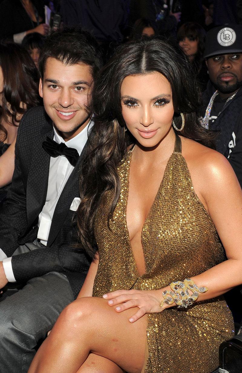 Rob Kardashian, a través de los años