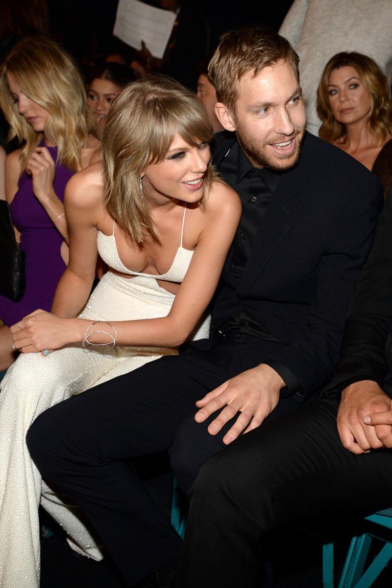 Taylor Swift, Calvin Harris, un año de amor