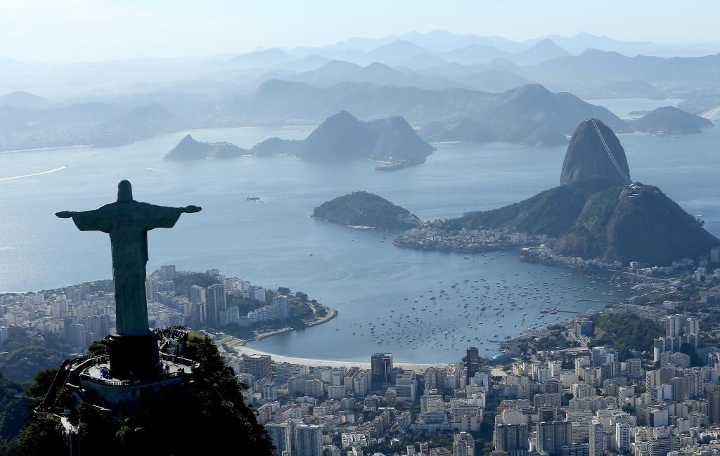 Panorámica de Rio de Janeiro