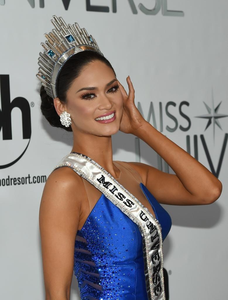 Pia Alonzo Wurtzbach, Miss Universo