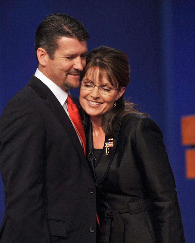 Todd y Sarah Palin