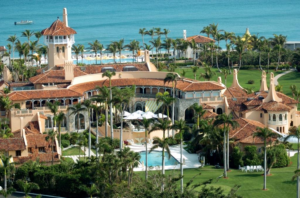 Casa de Donald Trump