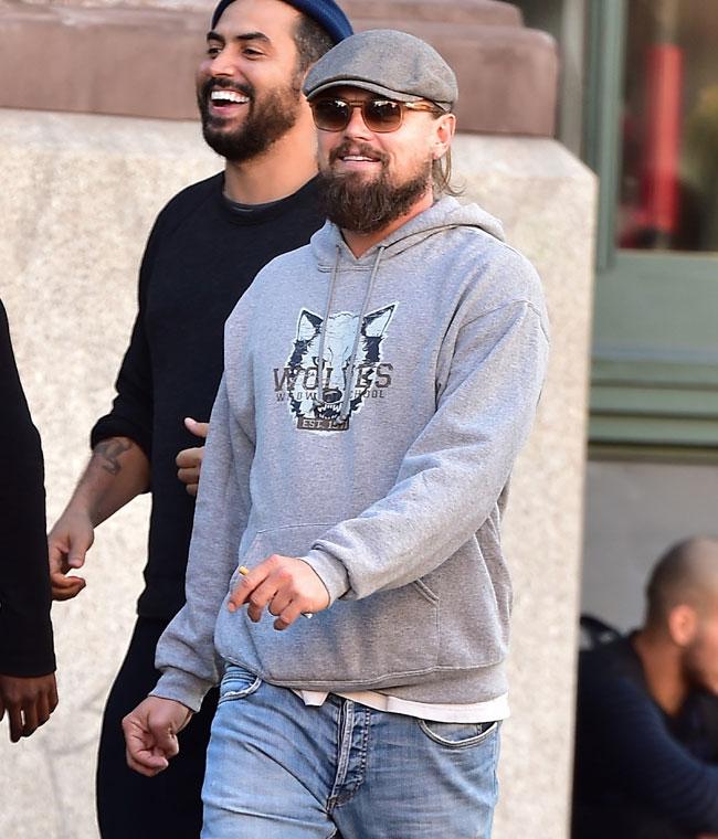 Leonardo DiCaprio, su evolución