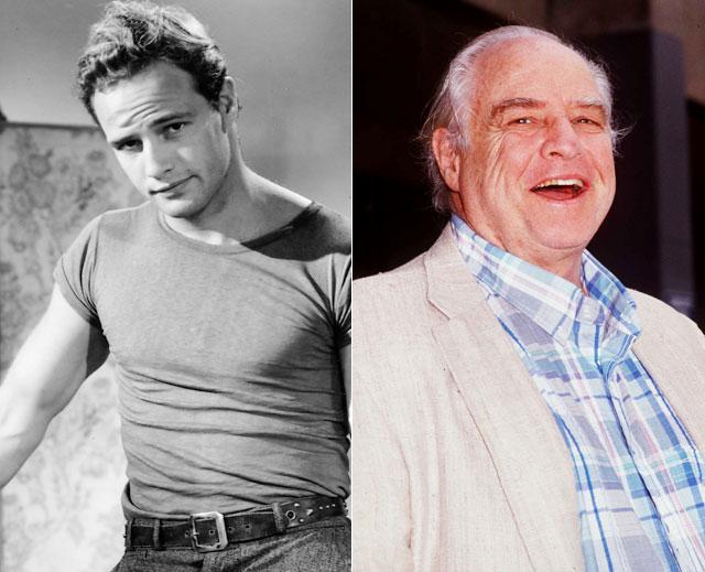 Famosos que han ganado peso, Marlon Brando