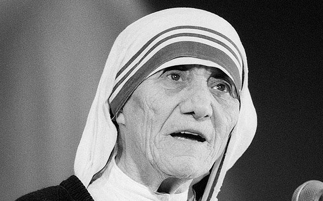 Madres Teresa de Calcuta
