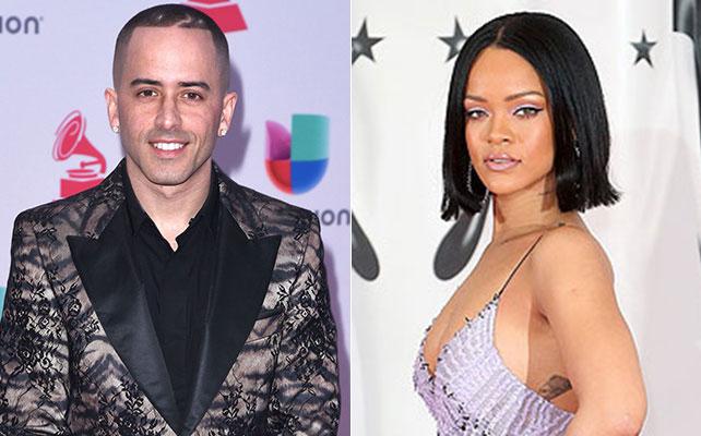 Yandel y Rihanna