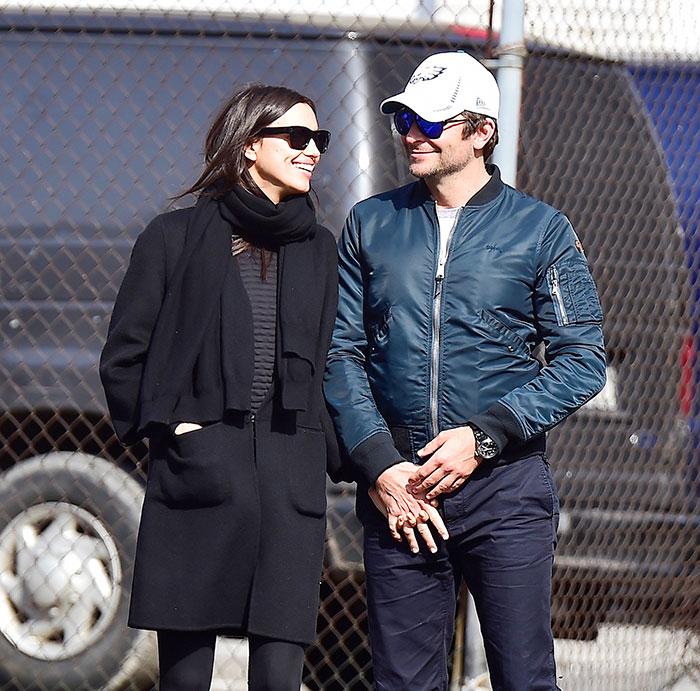 Irina Shayk , Bradley Cooper