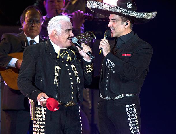 Alejandro y Vicente Fernández
