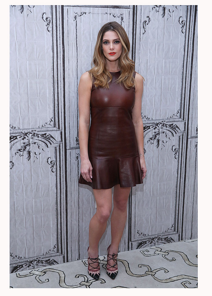 Ashley Greene, look del día