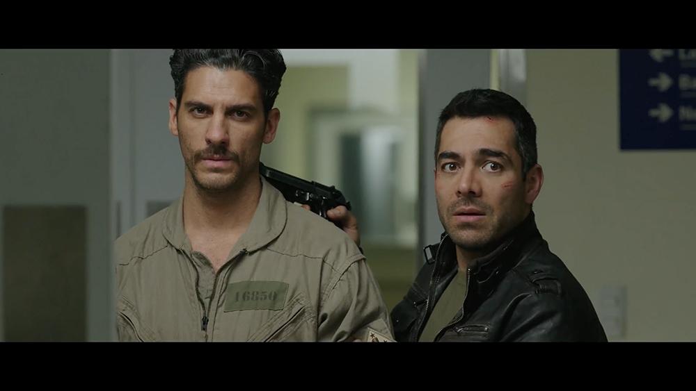 Erick Elías y Omar Chaparro