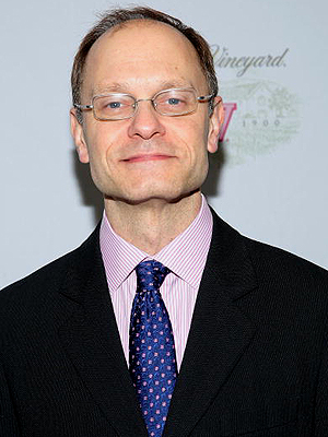 David Hyde Pierce, Closet