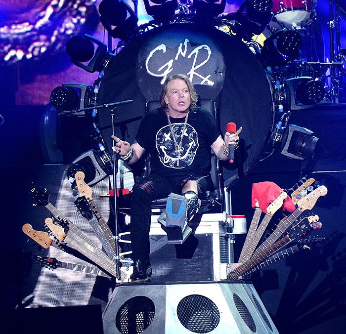Axl Rose, Guns N' Roses