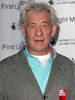 Ian McKellen, Closet