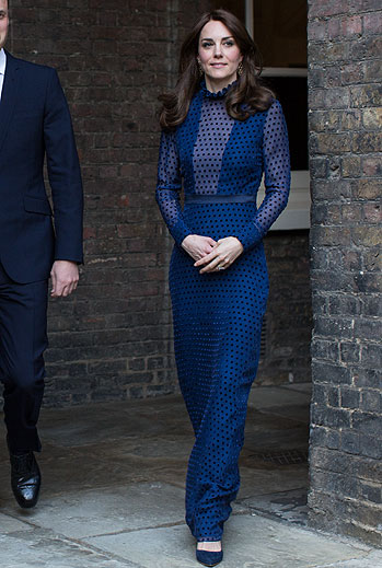 Kate Middleton, look del día